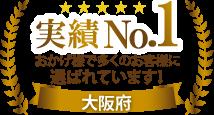 おかげさまで大阪市や門真市・大東市で多くの外壁の塗り替えご検討中のお客様に選ばれています