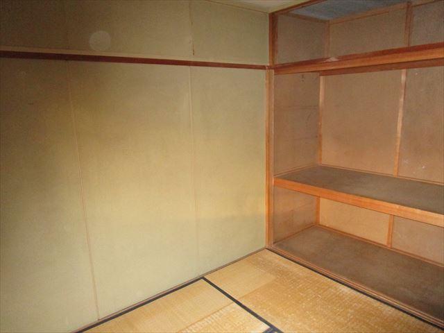 和室塗装前