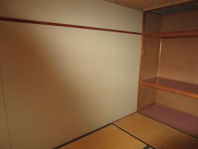 和室塗装後