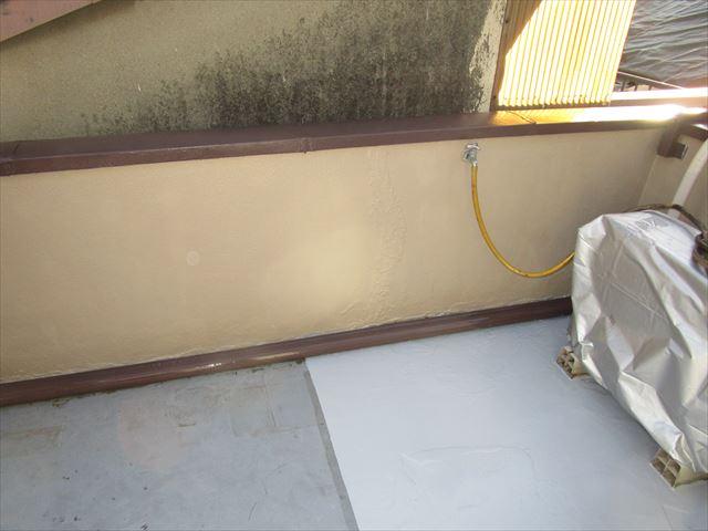屋上各所塗装