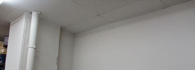 張り替えた天井ボード