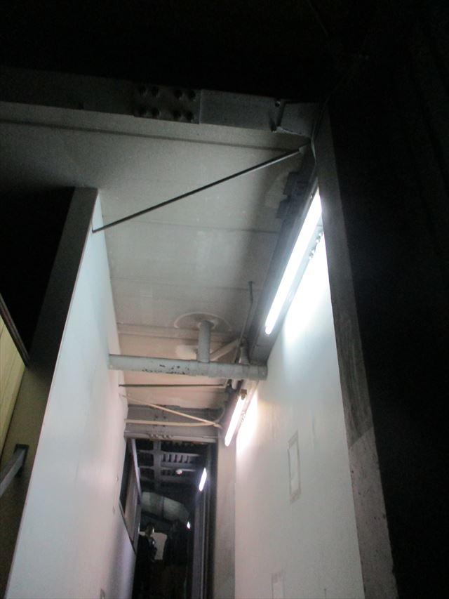 ローカの天井・壁