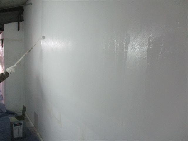 ローカ壁塗装