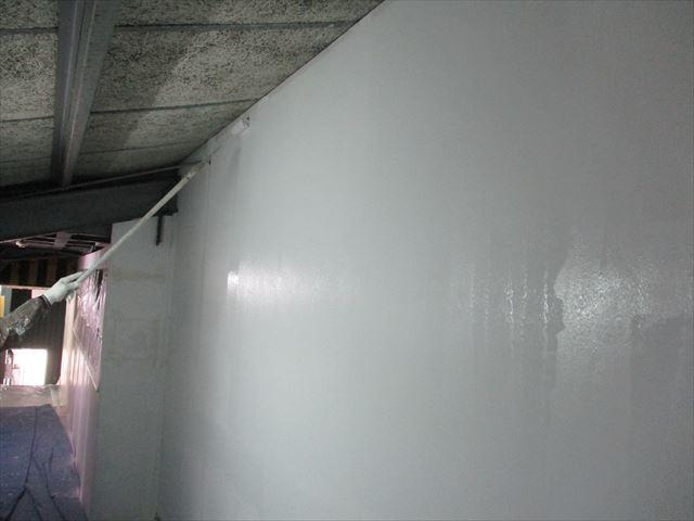 水性艶消し塗装
